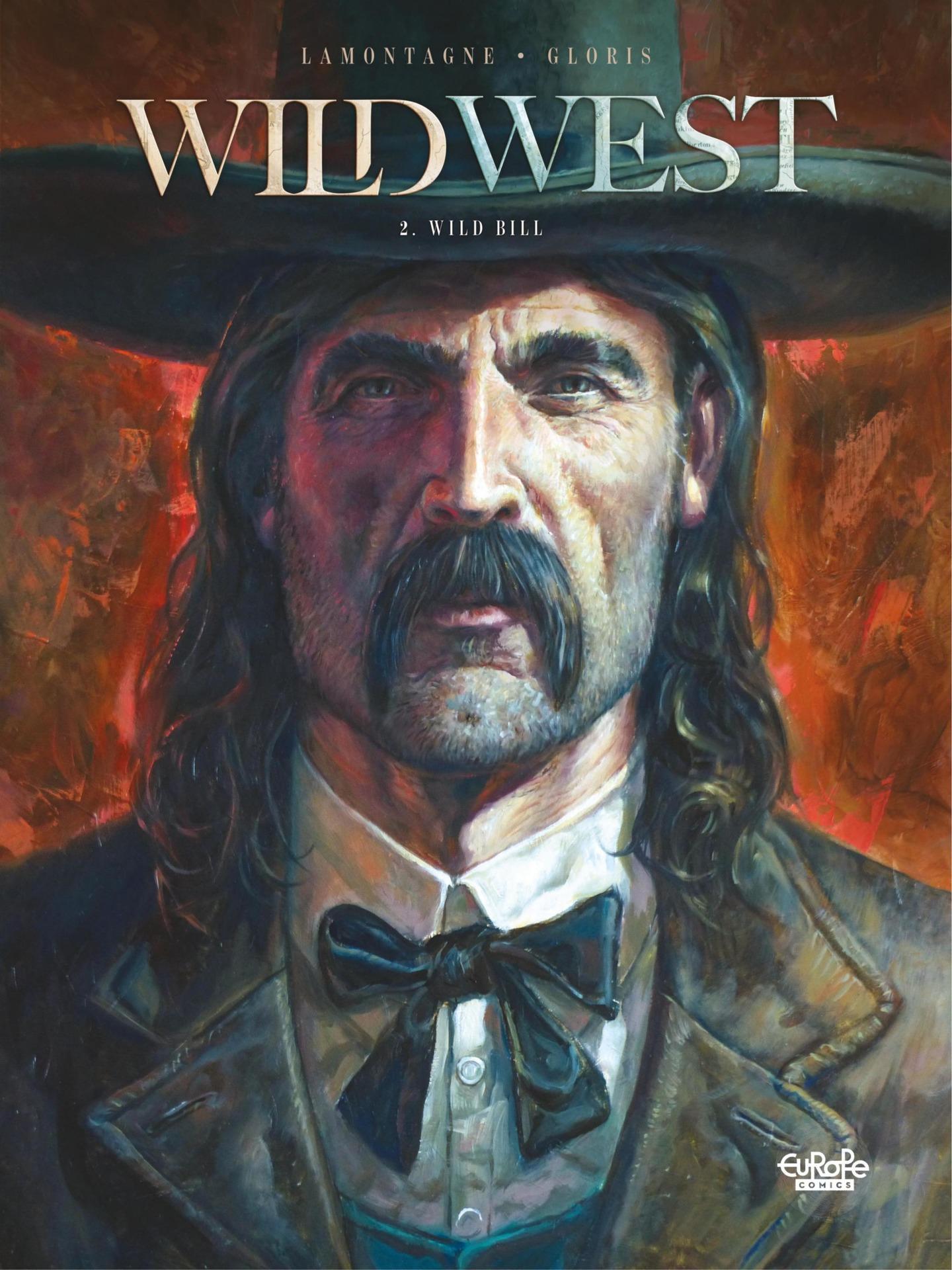 Wild West 02 - Wild Bill (Europe Comics 2021) (webrip) (MagicMan-DCP