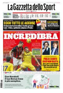 La Gazzetta dello Sport Bergamo – 09 novembre 2020