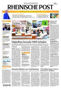 Rheinische Post – 28. Dezember 2018
