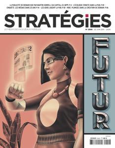 Stratégies - 20 juin 2019