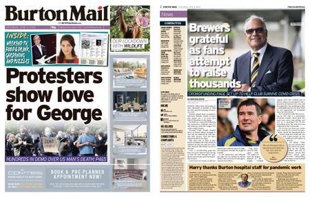 Burton Mail – June 06, 2020