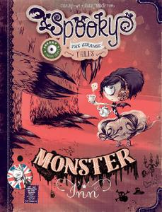 IDW-Spooky And The Strange Tales Monster Inn 2020 Hybrid Comic eBook