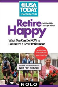 Retire Happy: What You Can Do Now to Guarantee a Great Retirement (repost)