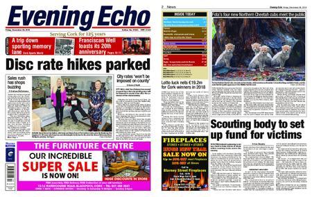 Evening Echo – December 28, 2018