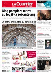 Le Courrier de l'Ouest Angers – 04 septembre 2019