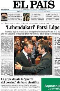El País. 6 Mayo