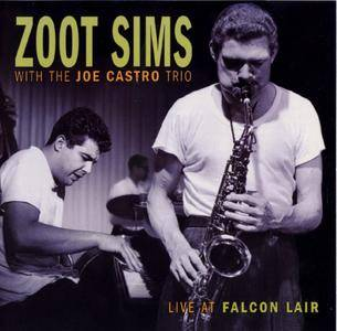 Zoot Sims - Live At Falcon Lair (1956) {Pablo 2310977 rel 2004}