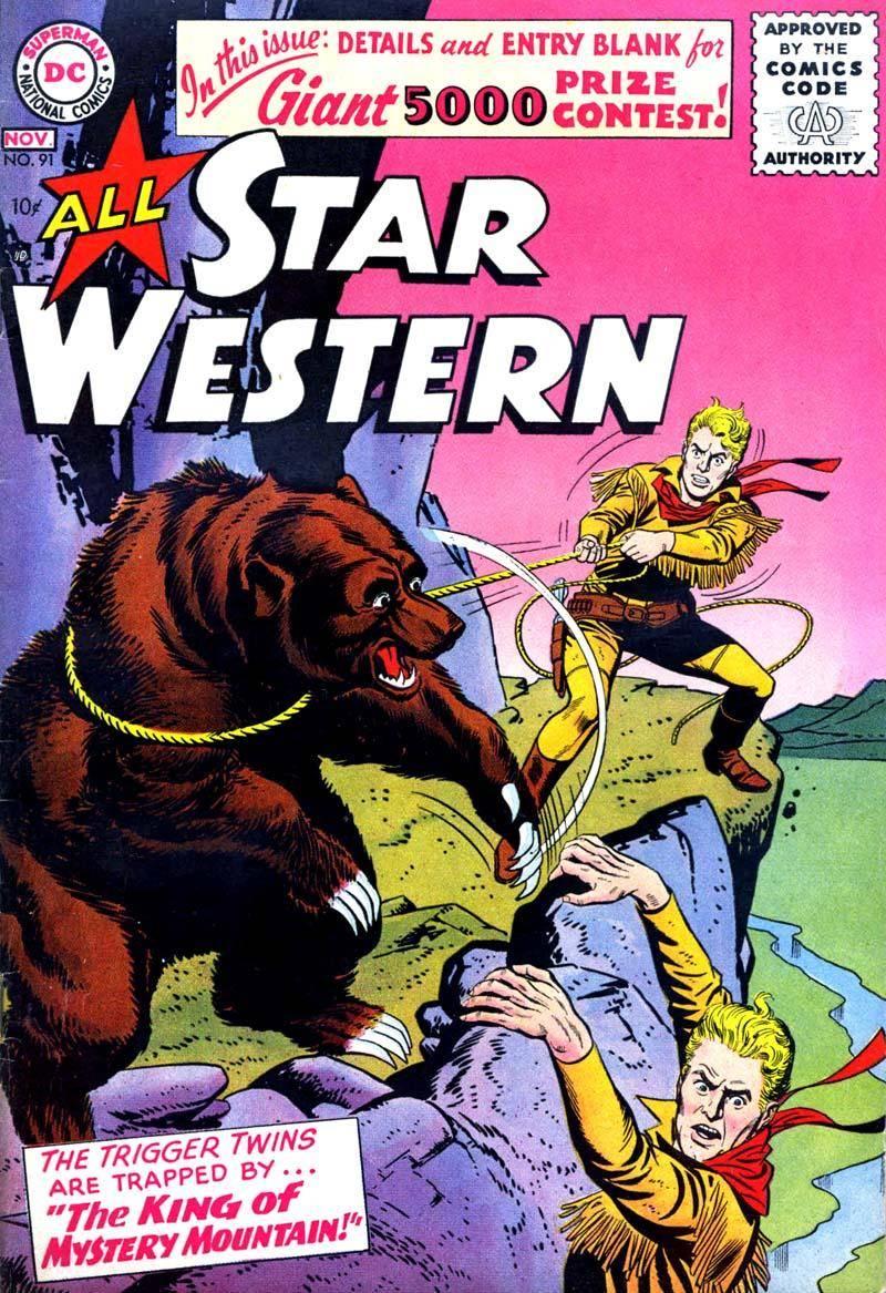 Star Western v1 091 1956