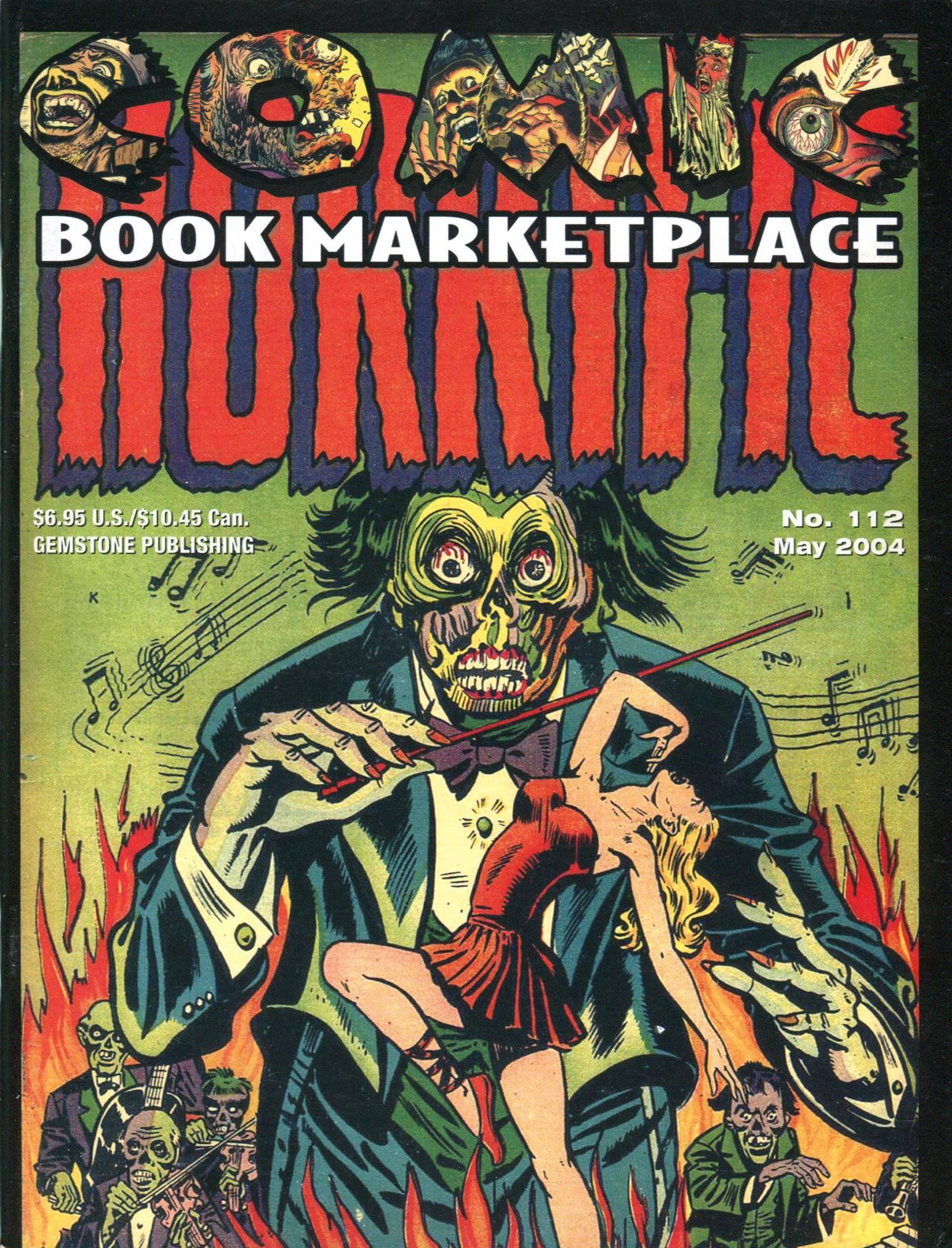 Comic Book Marketplace 112 2004