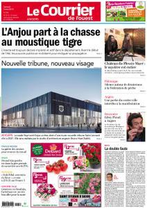 Le Courrier de l'Ouest Angers – 04 mai 2019