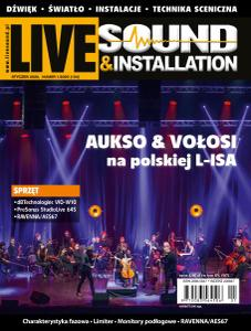 Live Sound & Installation - Styczeń 2020