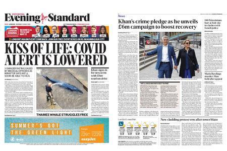 London Evening Standard – May 10, 2021