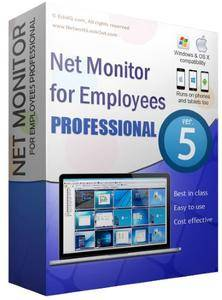 EduIQ Net Monitor for Employees Professional 5.6.8