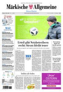 Märkische Allgemeine Dosse Kurier - 23. März 2018