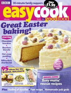 BBC Easy Cook UK - March 2016