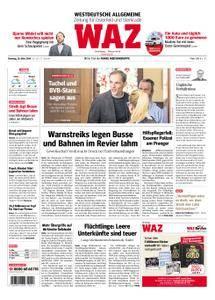 WAZ Westdeutsche Allgemeine Zeitung Oberhausen-Sterkrade - 20. März 2018