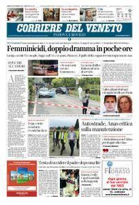 Corriere del Veneto Padova e Rovigo – 08 settembre 2018