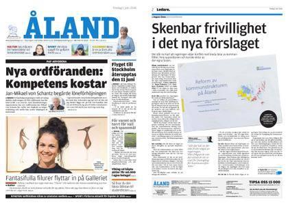 Ålandstidningen – 01 juni 2018