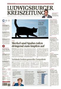 Ludwigsburger Kreiszeitung LKZ - 14 Juli 2021