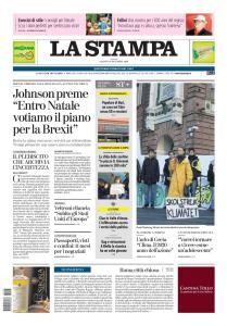 La Stampa Biella - 14 Dicembre 2019