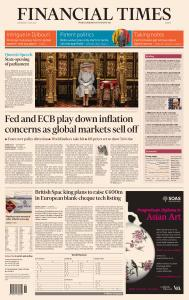 Financial Times Europe - May 12, 2021