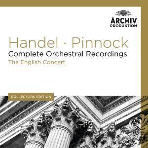 Trevor Pinnock - Handel: Complete Orchestral Recordings (2013) (11 CDs Box Set)