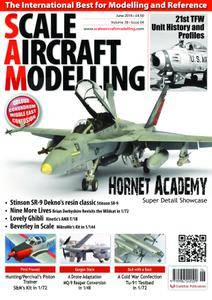 Scale Aircraft Modelling - June 2016