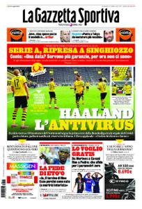 La Gazzetta dello Sport – 17 maggio 2020