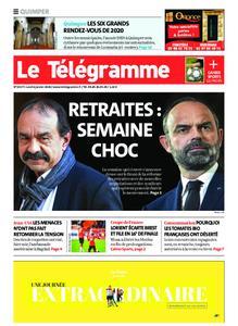 Le Télégramme Quimper – 06 janvier 2020