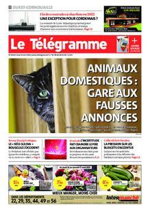 Le Télégramme Ouest Cornouaille – 15 avril 2021