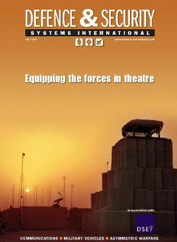 Defense & Security Systems International Magazine Vol.1 2011