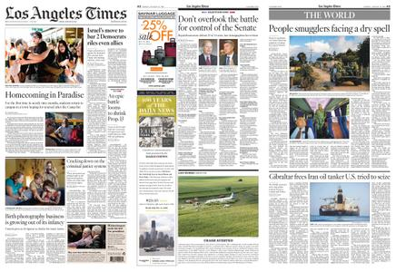 Los Angeles Times – August 16, 2019