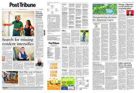 Post-Tribune – July 08, 2020