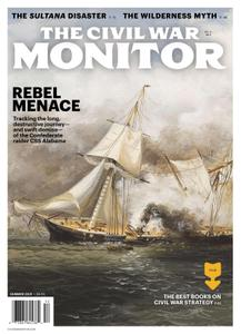 The Civil War Monitor – May 2021