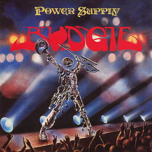 Budgie - Power Supply (1980) [Remastered 2012] Re-up