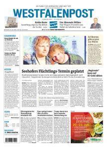 Westfalenpost Wetter - 18. Juli 2018