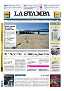 La Stampa Imperia e Sanremo - 18 Febbraio 2020