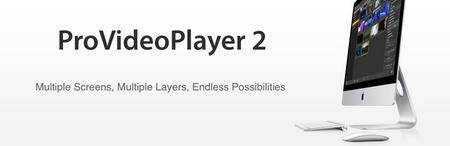 ProVideoPlayer 2.1.4 build 16009 Mac OS X