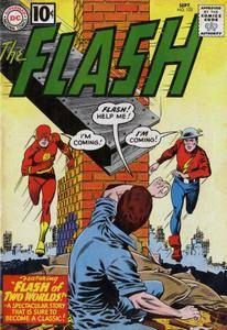 The Flash v1 123 1961