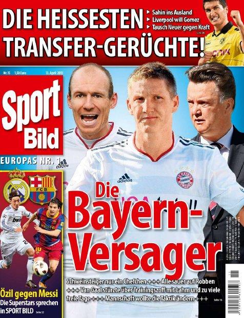 Sport Bild No 15 2011