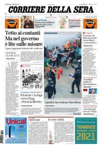 Corriere della Sera – 15 ottobre 2019