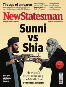 New Statesman - 23 February - 1 March 2018