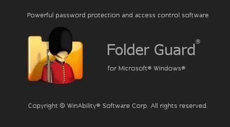 Folder Guard 19.5 Multilingual