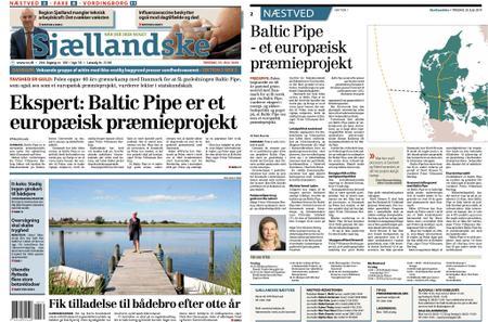 Sjællandske Næstved – 23. juli 2019