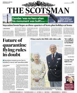 The Scotsman - 10 June 2020