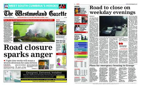 The Westmorland Gazette – October 17, 2019