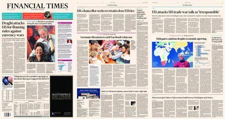 Financial Times Europe – 26 January 2018