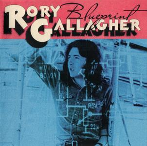 Rory Gallagher - Blueprint (1973) {2018, 24-bit Remastered}