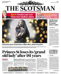 The Scotsman - 26 November 2019