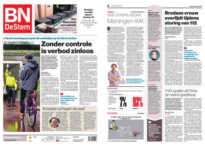 BN DeStem - Bergen op Zoom – 27 juni 2019